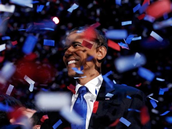 Obama-Victory